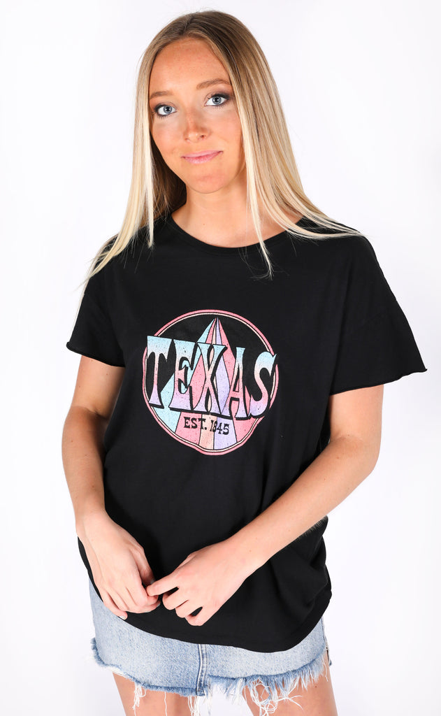 charlie southern: state band t shirt - texas