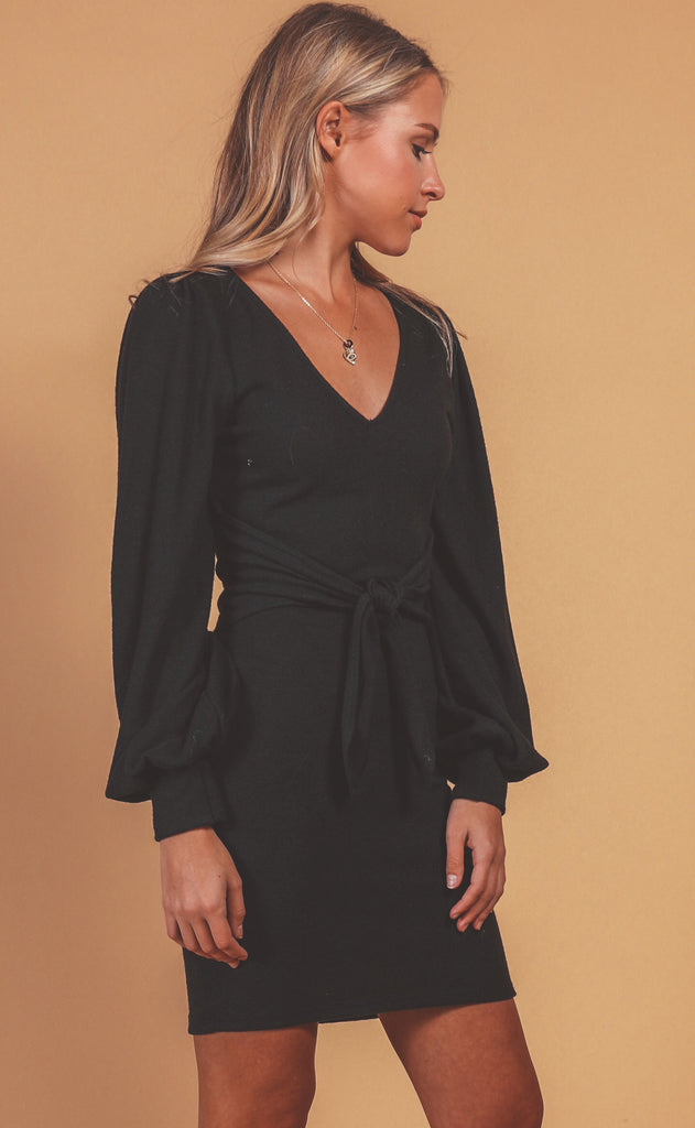 night moves mini dress