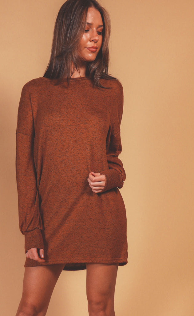 sweetly simple basic dress