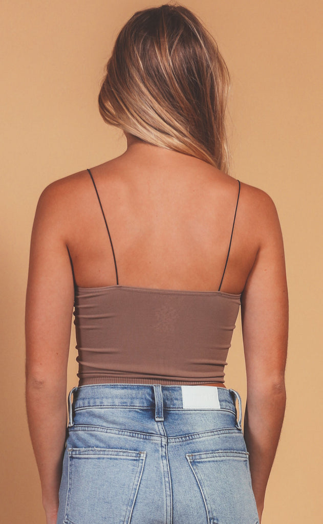 live in this seamless brami - mocha