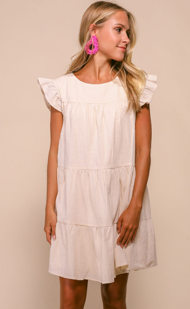 summer mornings babydoll dress