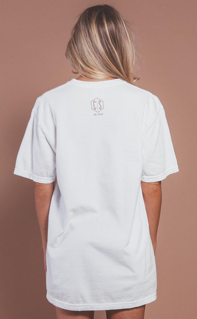 charlie southern: ranch water t shirt