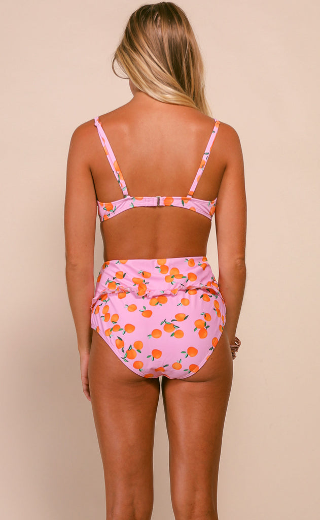 endless summer bikini set - clementine
