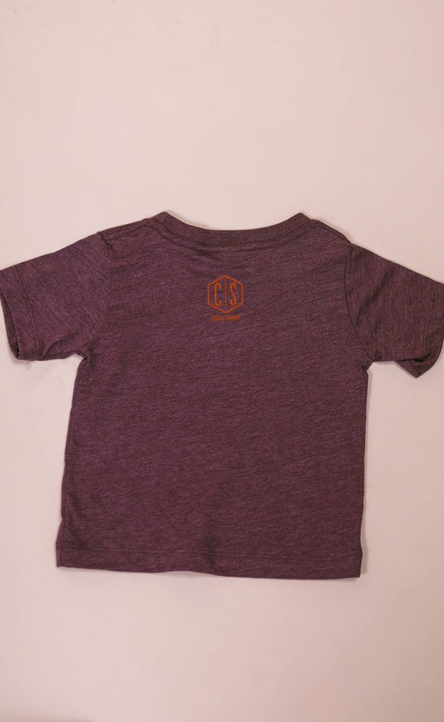 charlie southern: arkansas babe tee - toddler