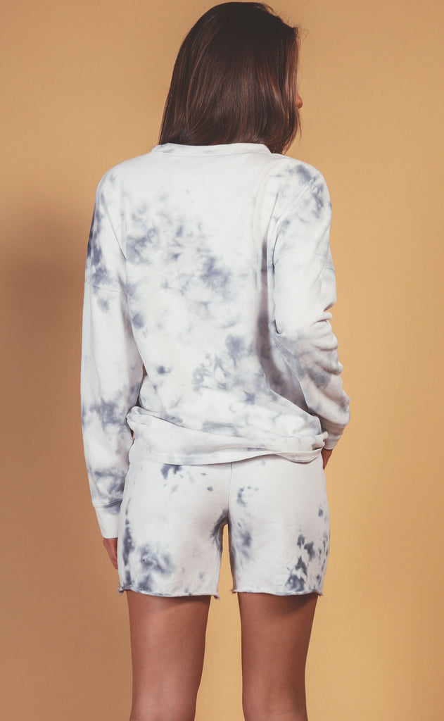 sweet dreams tie dye lounge set