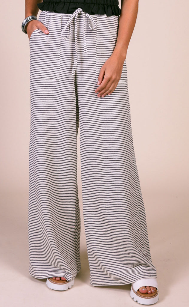 early bird striped pants