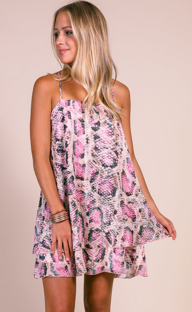 show me your mumu: christy dress - pretty little python