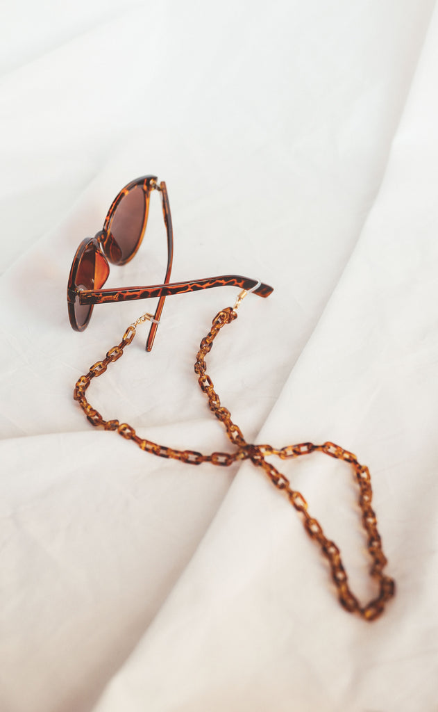 acetate sunglasses chain