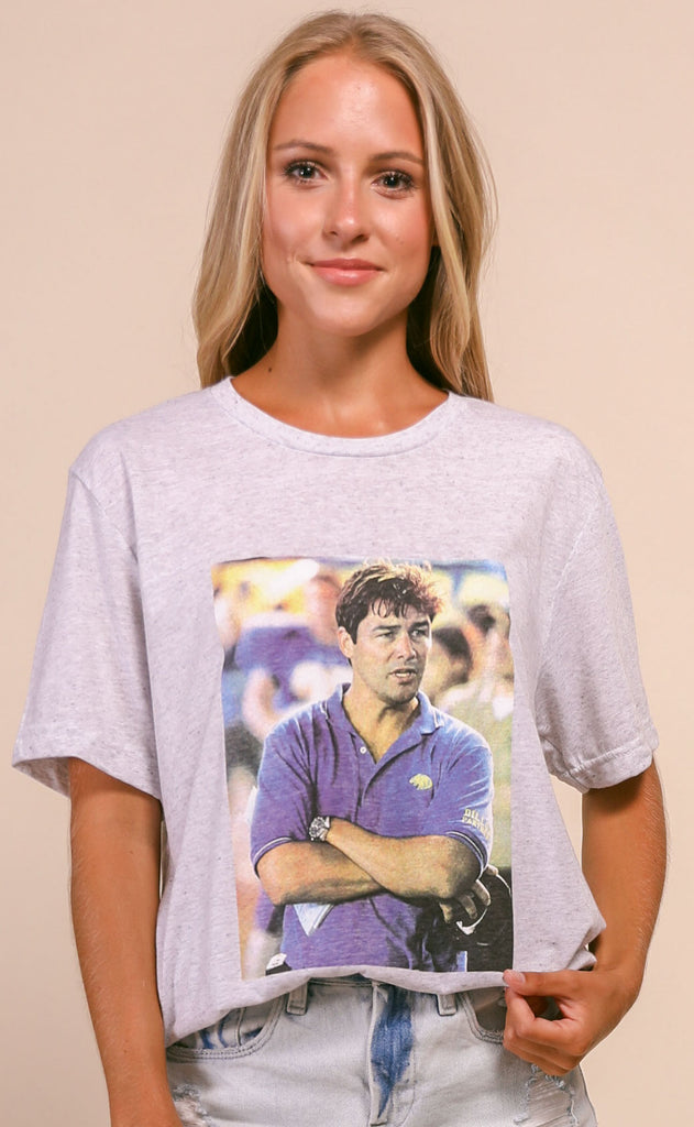 charlie southern: coach taylor t shirt