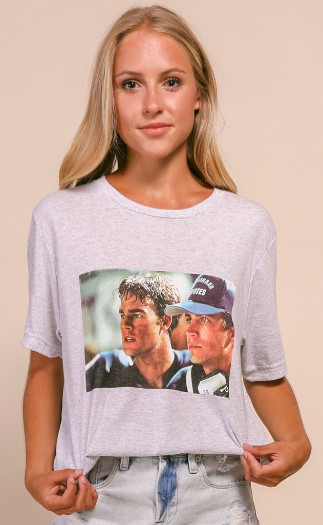 charlie southern: mox football t shirt