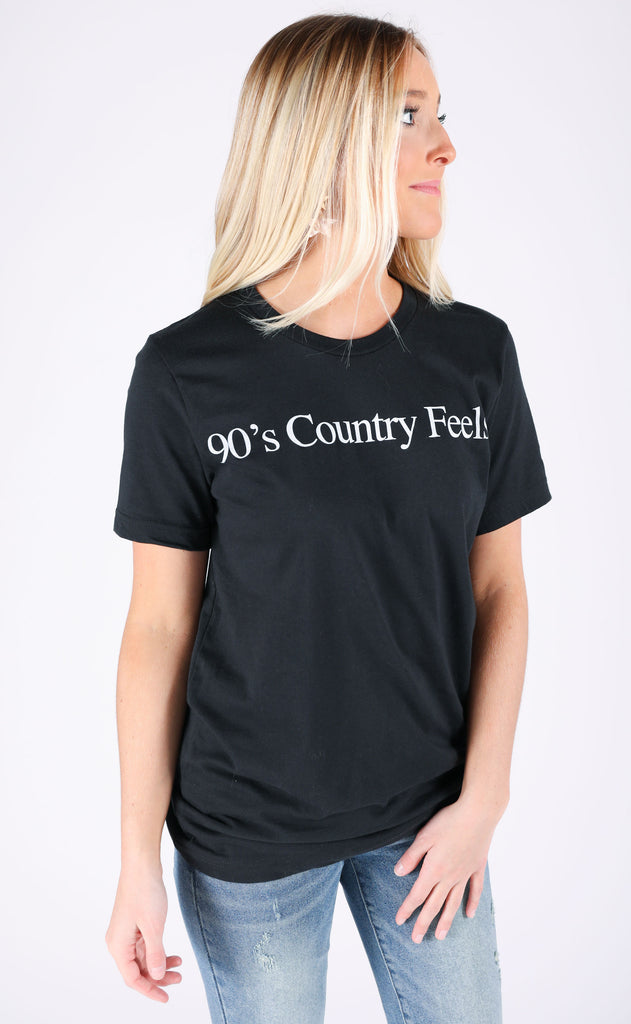 charlie southern: 90s country feels t shirt (PREORDER)
