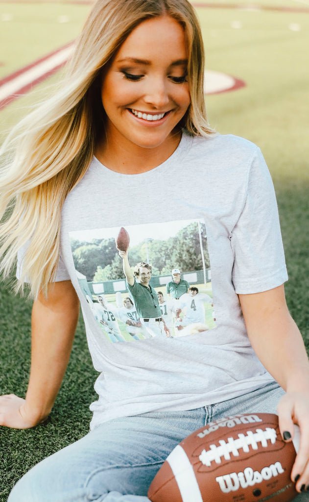 charlie southern: marshall coach t shirt