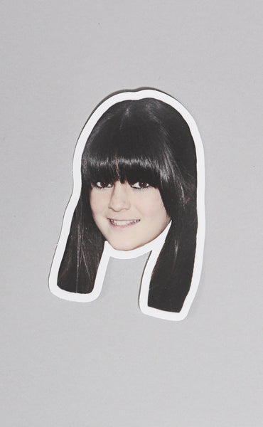young kylie stickers
