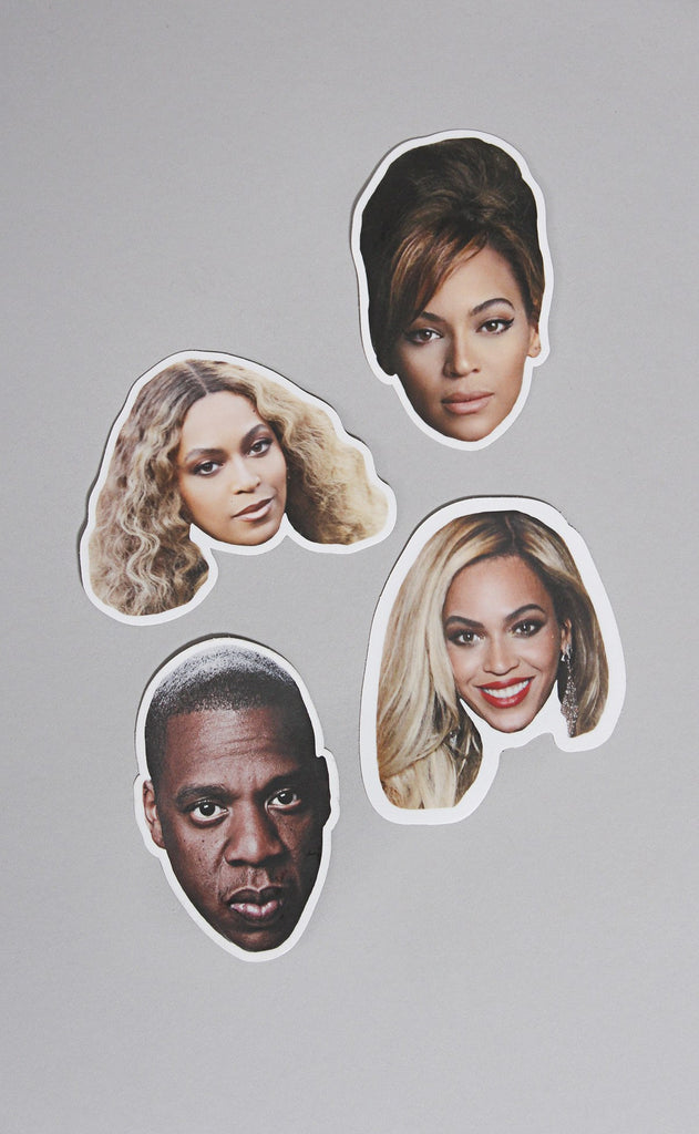 power couple stickers pack