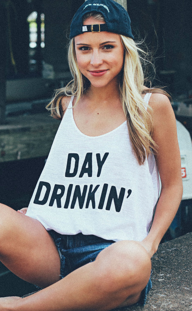 charlie southern: day drinkin' tank