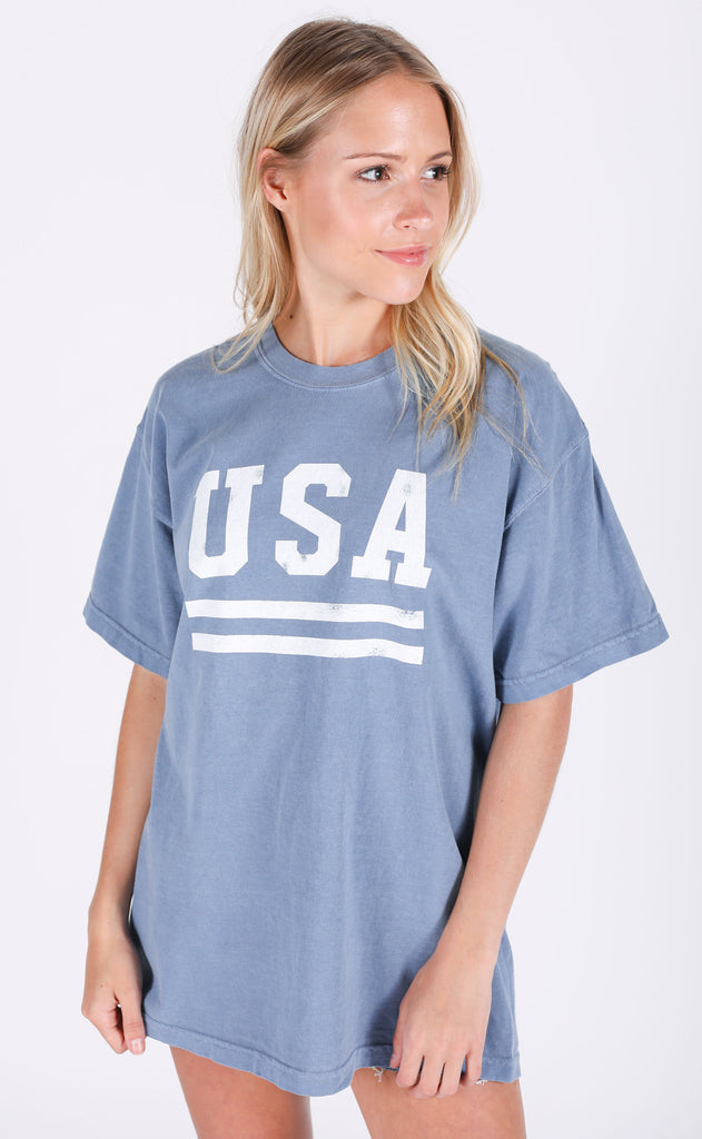 charlie southern: usa t shirt (PREORDER)