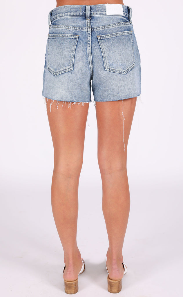 ace high rise cutoff shorts - alter ego