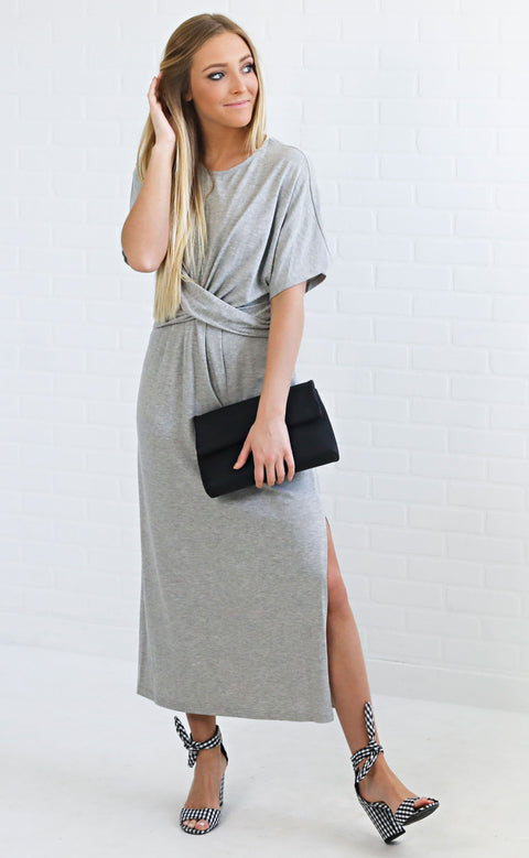 across the way midi dress