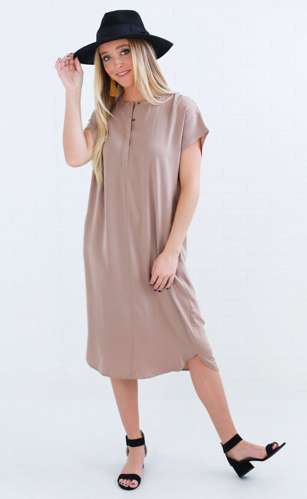 all that tunic dress
