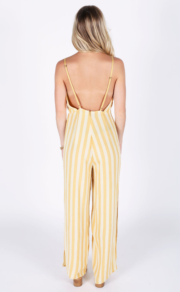 amuse society: golden hour jumpsuit