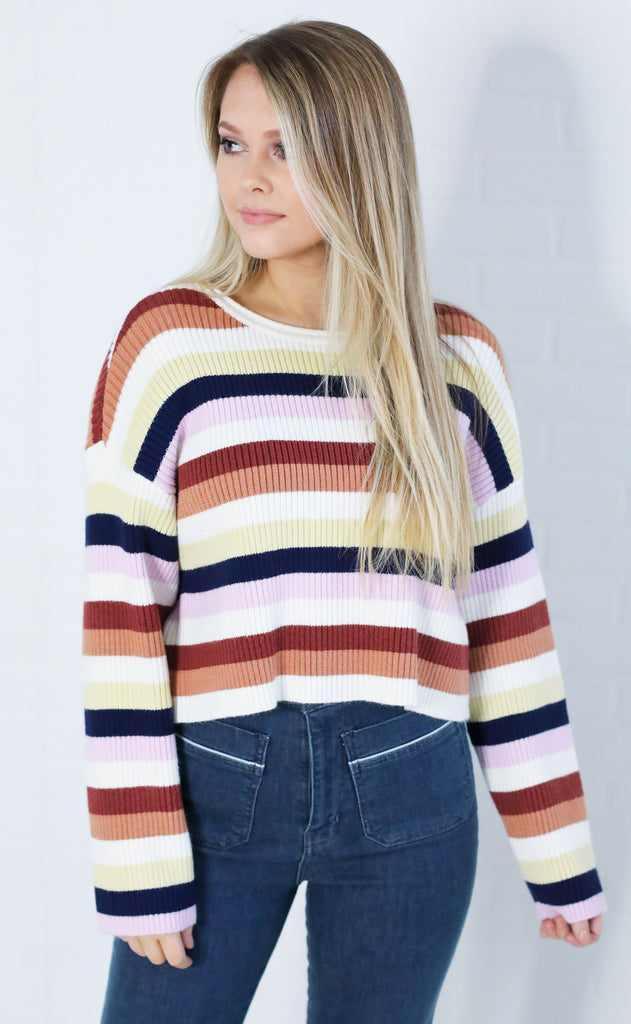 amuse society: bahia sweater