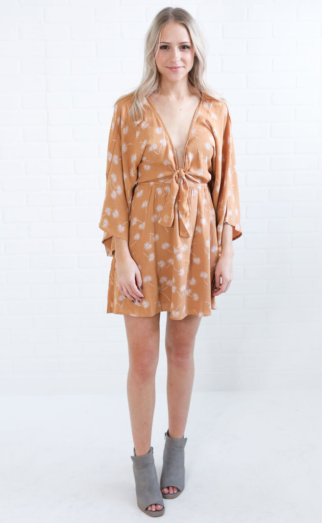 amuse society: clementina dress - rum