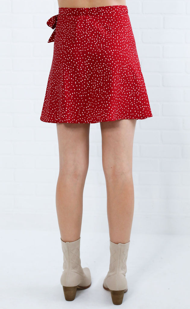 amuse society: hey dottie skirt