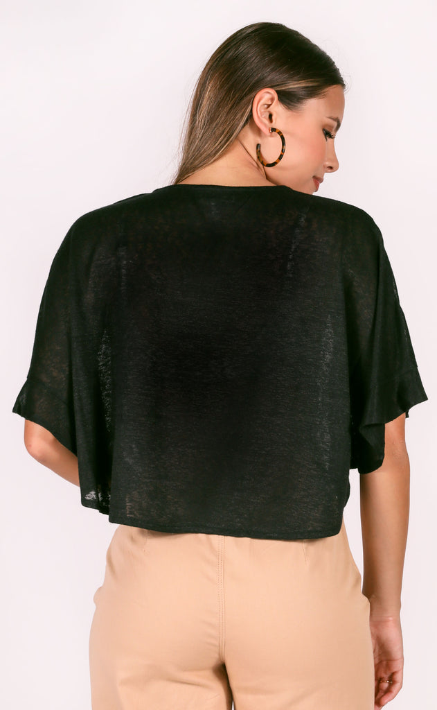 amuse society: jacinta knit top