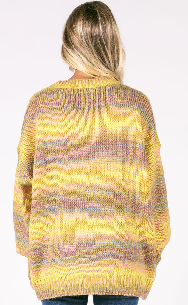 arizona oversized sweater