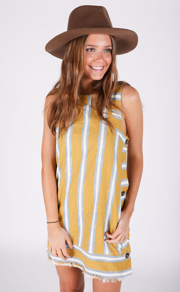 austin striped dress