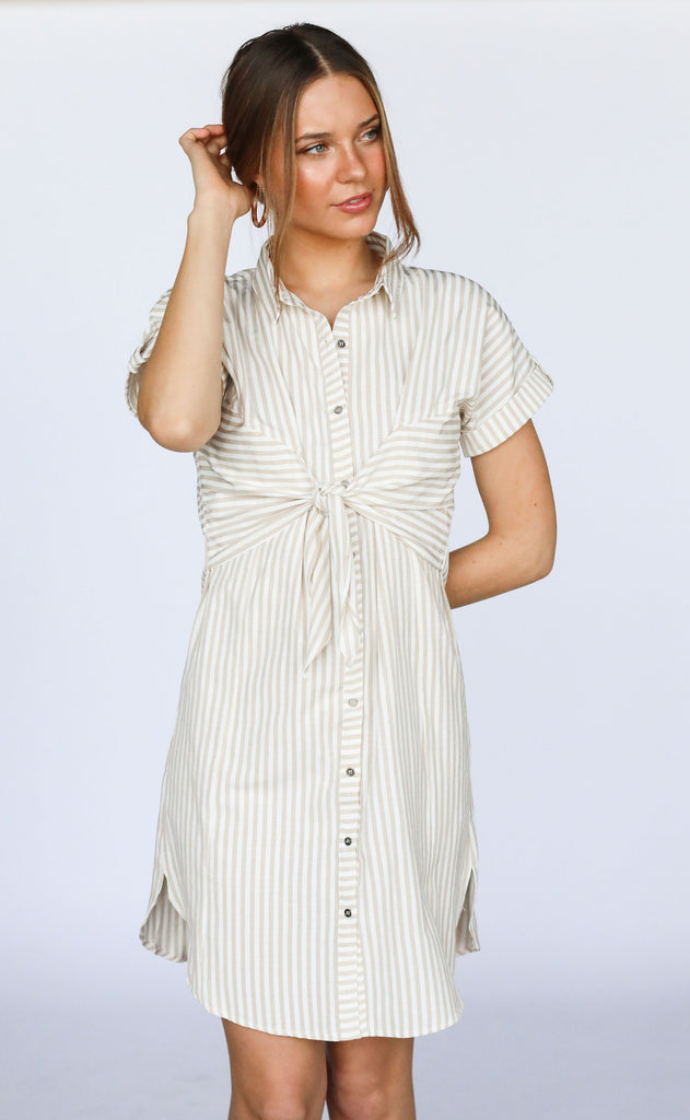 award winning shirt dress