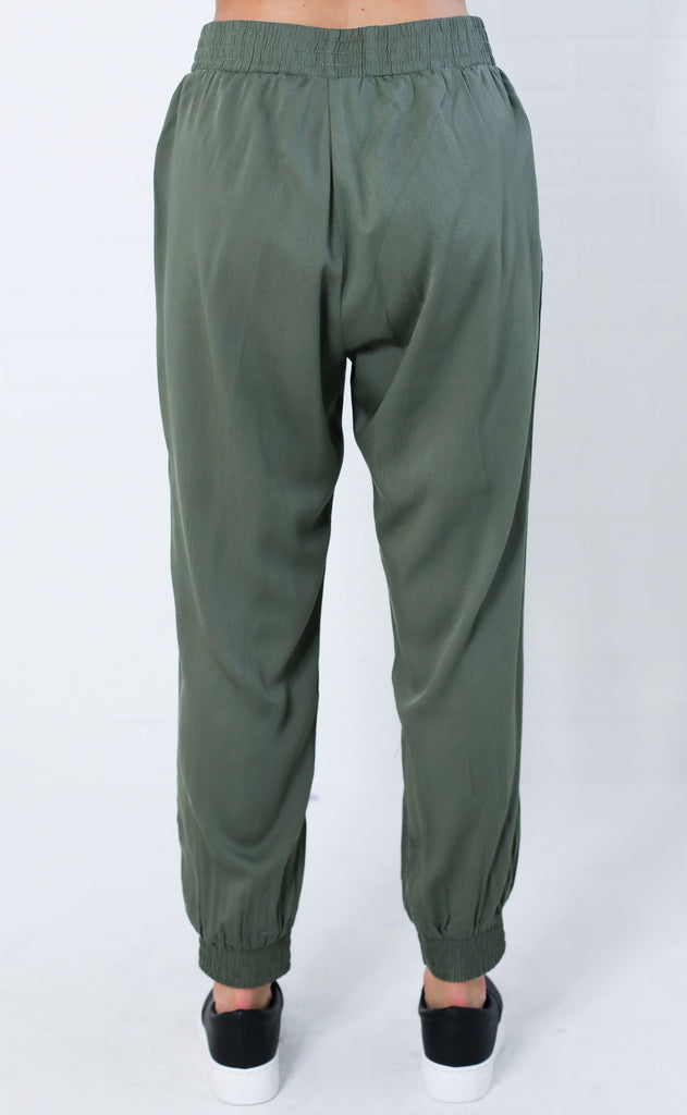 back in business jogger pants