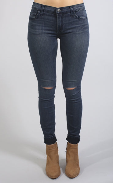bailey midrise skinny jeans