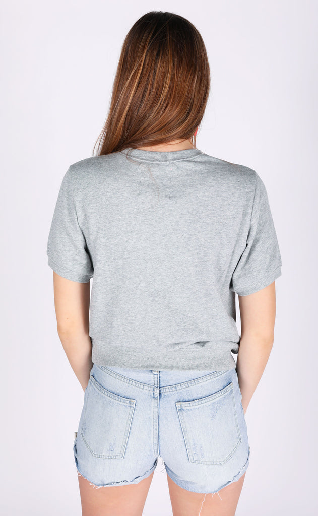 ban.do: short sleeve sweatshirt - be nice