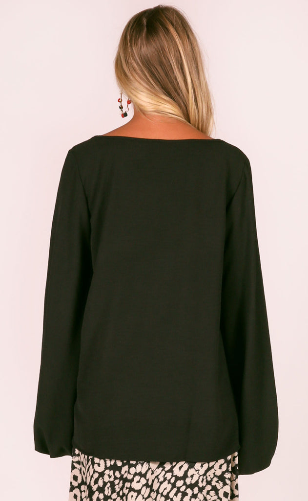 best of the best basic top - black