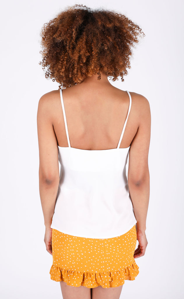 best yet basic cami - white