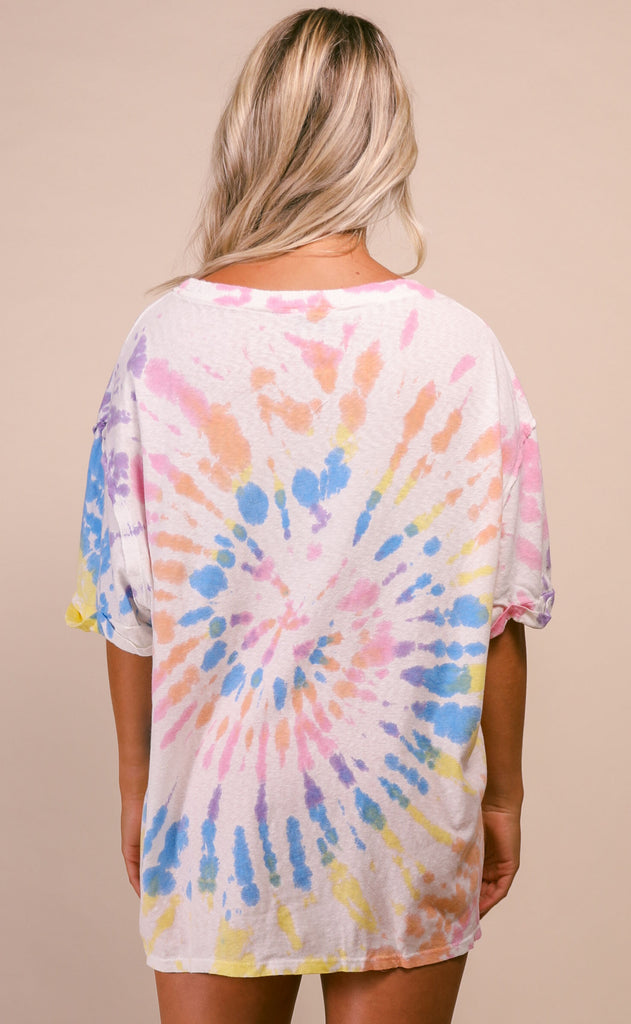 best ever tie dye tee