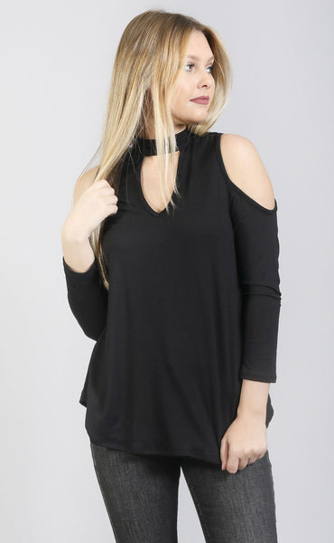 make your move open shoulder top