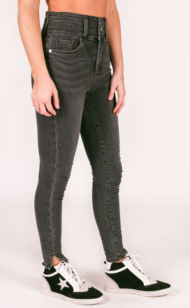 blank: warrior skinny jean