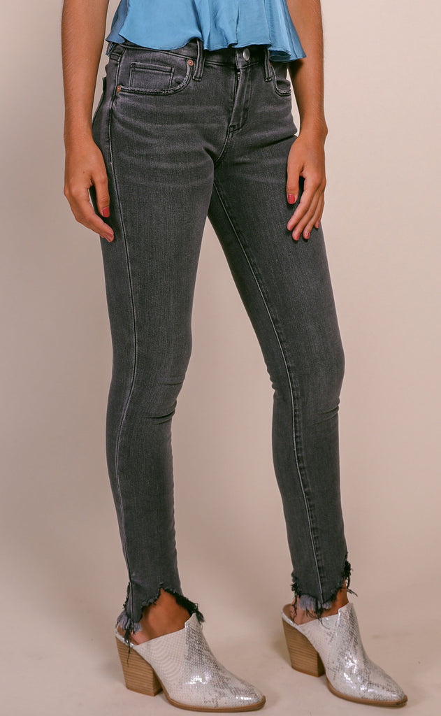 blank: the reade crop skinny
