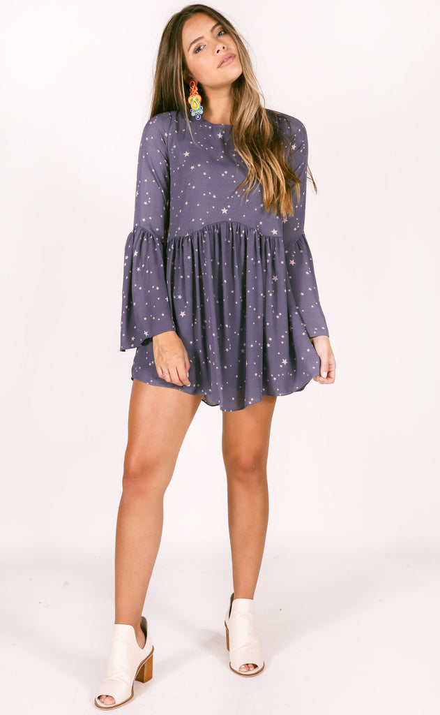 buddy love: hall tunic - galaxy