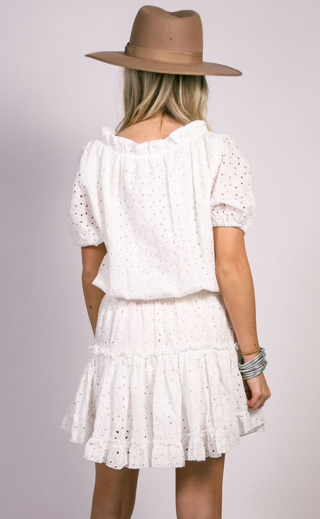 buddy love: ray eyelet dress