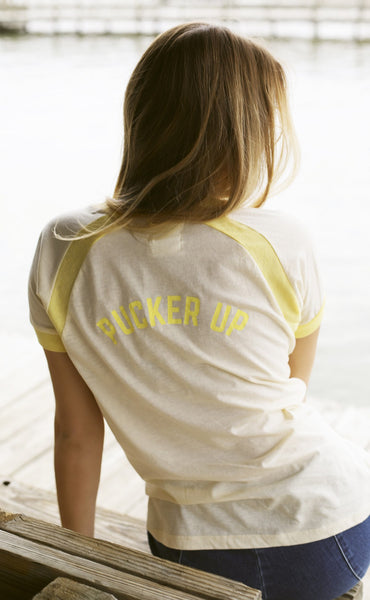 camp collection: pucker up t shirt