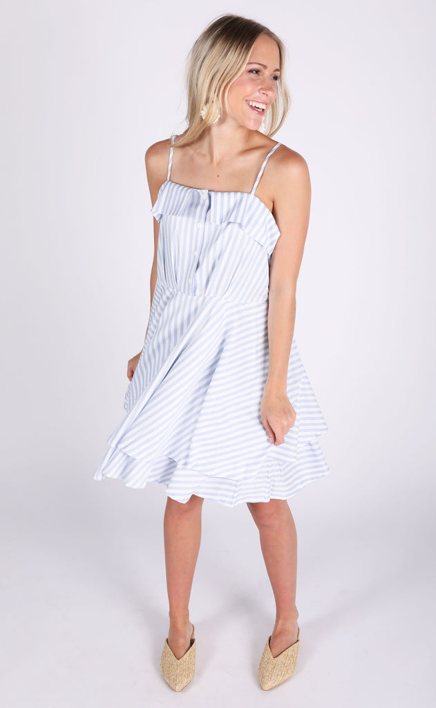 cape cod babydoll dress