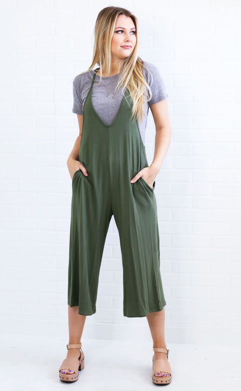 casual cool slouchy jumpsuit
