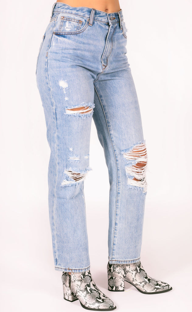 casual friday boyfriend jeans