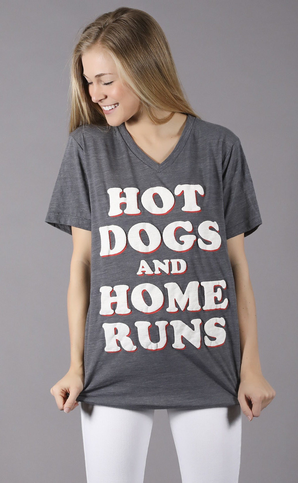 charlie southern: hot dogs and home runs t shirt