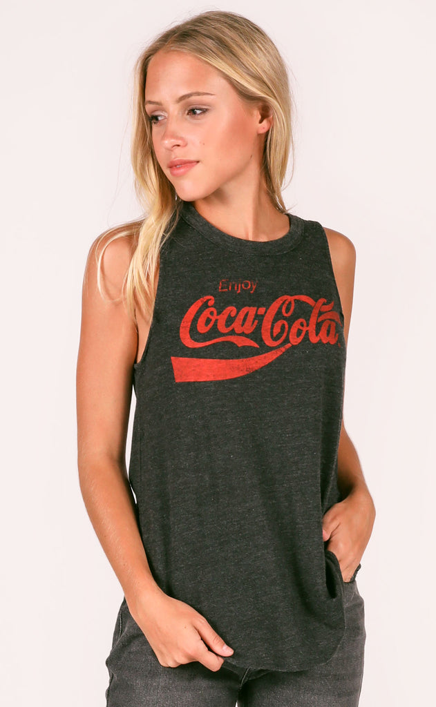 chaser: coca-cola muscle tank