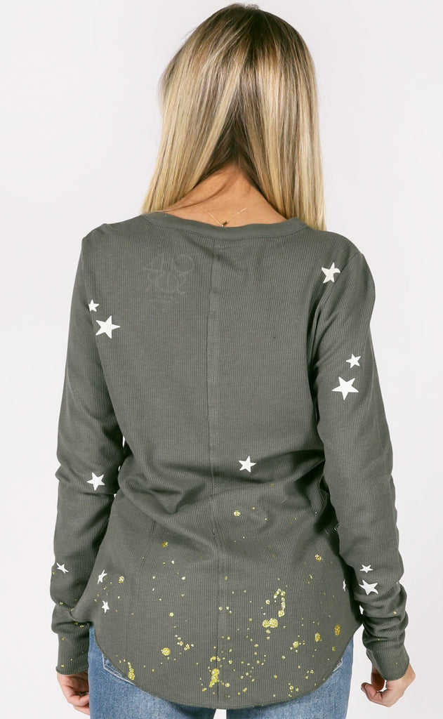 chaser: thermal top - military stars