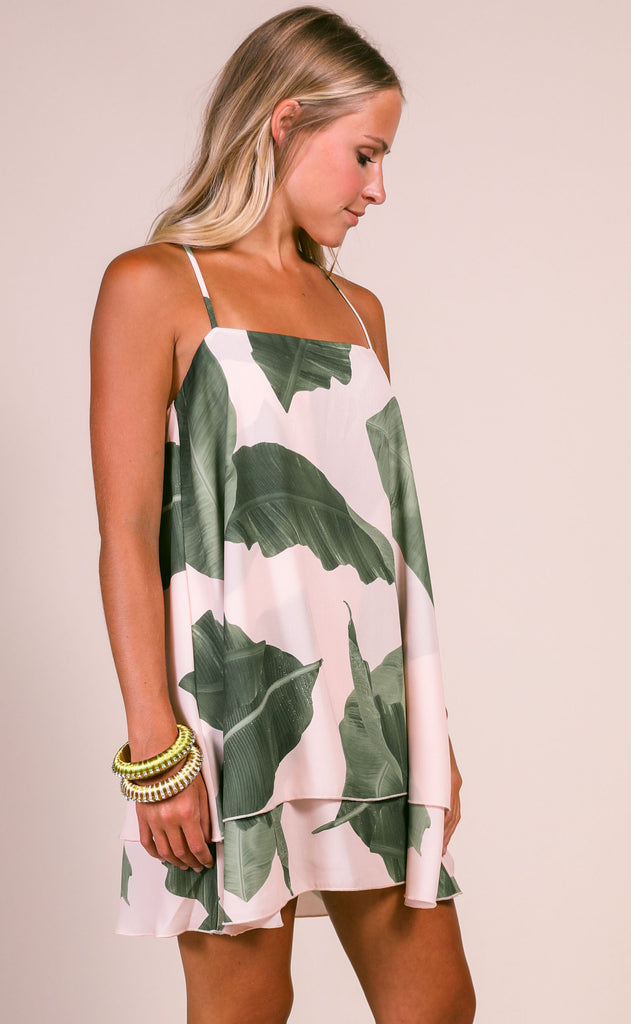 show me your mumu: christy dress - queen palms